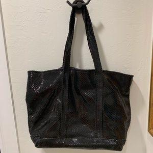 Handbags - Black snakeskin handbag